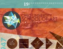 Ohio University Graphic Design Faculty Timeline