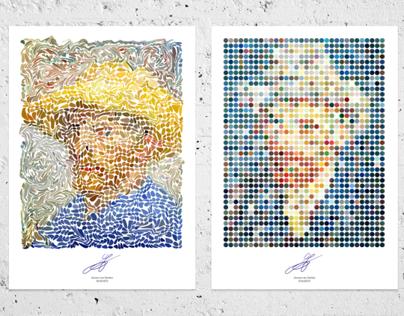 Vincent Willem Van Gogh.