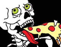 PIZZA OR DEATH!