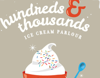 Hundreds & Thousands Ice Cream