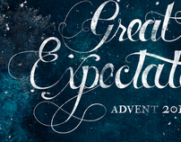 Series Artwork: Great Expectations (Christmas 2011)