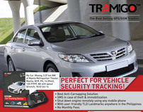 Tramigo Car Security Flyer 4