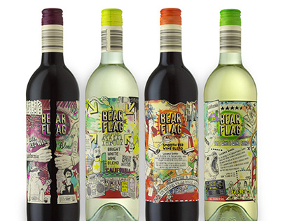 BEAR FLAG WINES