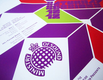 Ministry of Sound: Symbols Posters & Flyers