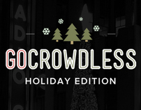 Go Crowdless | Holiday Edition