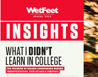 WetFeet Insights 2012
