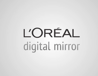 LOreal Digital Mirror | Interactive