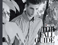 Editorial - THE FALL GUIDE