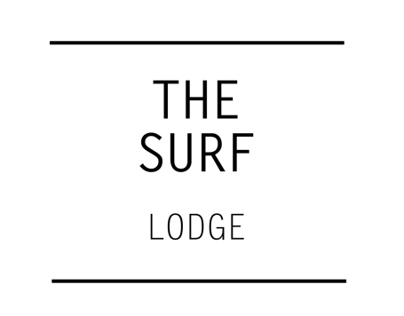 The Surf Lodge / Branding