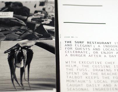 TSL - Restaurant & Bar / Print