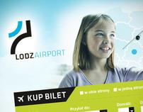 LODZ AIRPORT | Lotnisko Lublinek