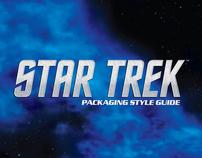 Star Trek Mass Market Packaging