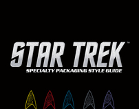 Star Trek Specialty Packaging