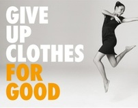 Give Up Clothes For Good
