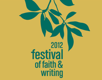2012 Festival of Faith & Writing
