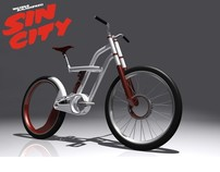 Sin City, Urban bicycle