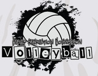 Derby Recreation Commission Volleyball T-shirt
