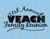 Veach Family Reunion T-Shirt