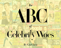 The ABCs of Celebrity Woes