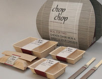 Chop Chop - Chinese Takeaway for Two