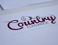 Country Elegance Identity