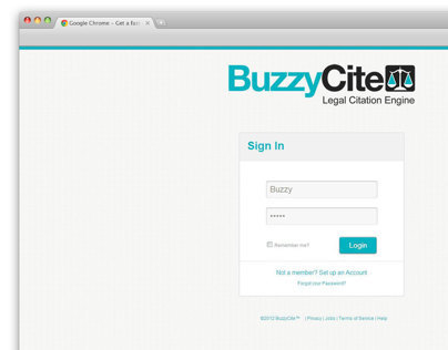 BuzzyCite - Legal Citation Engine
