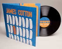 James Cotton: 100% Cotton