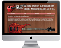 Gage Vintage Guitars