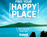 NTCA AD - Find your happy place with Travel Channel