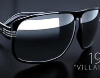 Polaroid Villainess Sunglasses