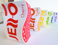 Repackaging Jell-o ; Wiggly, colorful, fun!! !