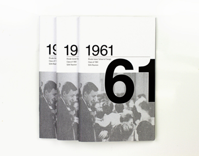 RISD Class of 1961 Yearbook