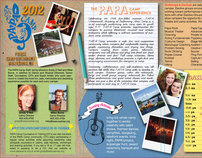 The Seacoast Reps PAPA Camp Summer Brochure