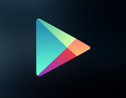 Google Play: Alternative Design