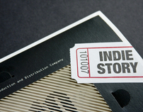 Indiestory Brochure for Pusan Intl Film Festival 2010