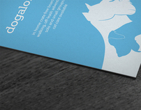 Dogalong, Business Card Design