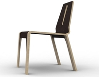 2012 PLC - Plywood Low Chair