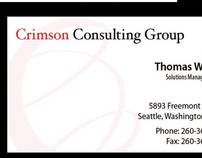 Crimson Consulting Group