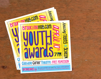Brookline Youth Awards 2012