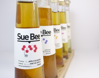 Rebranding SueBee Honey