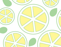The Lemon Tree - Identity Design