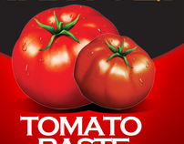 Mahsoly Tomato Paste - Packaging