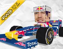 Red Bull Formula Face