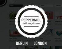 Peppermill CI & Webdesign