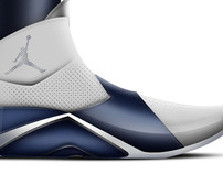 Air Jordan | Modular Basketball Shoe
