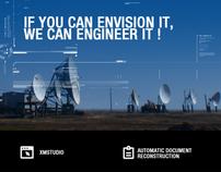 Blue Ridge Envisioneering  /  corporate website