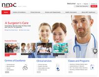 nmc  /  corporate website