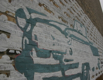 Downtown Kenosha Automotive Mural