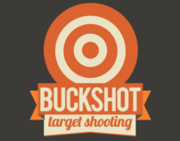 Buckshot Target Shooting Package Design