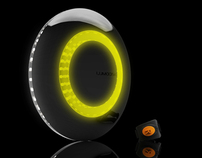 LUMODISK : Bicycle Lighting System